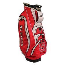 NEW Team Golf NCAA North Carolina NC State  Golf Victory Cart Bag