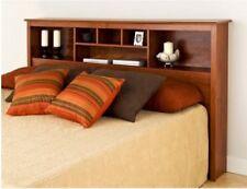 Edenvale King Storage Headboard Furniture, Cherry New