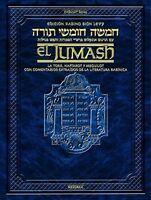 Rabbi Sion Levy Edition of the Chumash in Spanish by Rabbi Yosef Mendoza