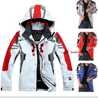 Men's Winter Coat Jacket Waterproof Sports Ski Suit snowboard Clothing Snowsuit