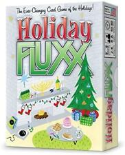 Holiday Fluxx Board Game [Looney Labs Festive Card game Family Friendly] NEW