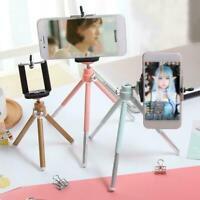 Phone Holder Cellular Clip Photography Stand Digital Tripod Camera Brackets H3A2