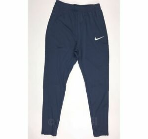 Nike Academy 18 Tech Unisex Youth M Soccer Futbol Training Pant Navy Blue 893746