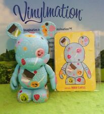 """Disney Vinylmation 3"""" Park Set 2 Cutesters Too Blue Candy Non Variant with Card"""