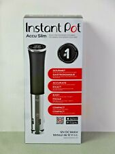 NEW Instant Pot Accu Slim Sous Vide Immersion Circulator - 12V DC Motor