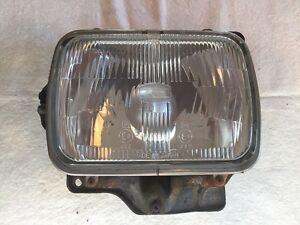 Original Headlight Koito Bilux Right Subaru Justy J10 Type Kad 1984-87