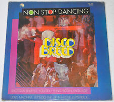 Philippines DISCO BREED Non Stop Dancing OPM LP Record