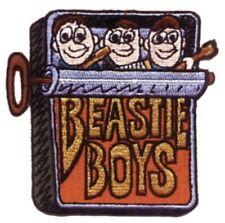 Beastie Boys Embroidered Patch B060P Nwa Bad Brains Run Dmc