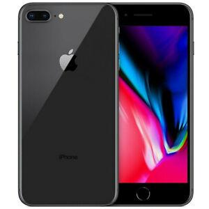 "Original Apple iPhone 8 Plus Unlocked Refurbished Smartphone 64/256GB 5.5"" LTE"