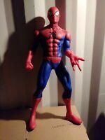 "Marvel 31"" Spider-Man Poseable Action Figure. 2013 Hasbro."