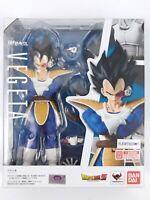 S.H.Figuarts Dragon Ball Z VEGETA Action Figure BANDAI Authentic 4549660147831