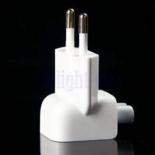 EU Plug Home Wall Power Charger AC Adapter For Apple iPod iPhone iPad MacBook DE