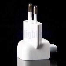 EU Plug Home Wall Power Charger AC Adapter For Apple iPod iPhone iPad MacBook DE