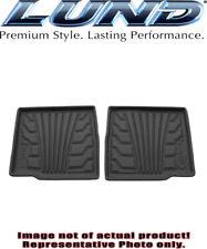 Lund 383099-B Catch-It Custom Fit Floormats-Rear Only 00-02 Honda Accord Black