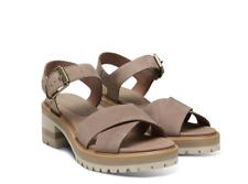 TIMBERLAND A1SN4 Sandaletten Violet Marsh Crossband Sandal  Damen in Taupe