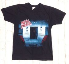 vtg 1987 METAL CHURCH RINGER TEE SHIRT tour concert rock SMALL 80s start fire