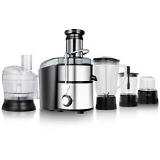 5in1 Multifunction Juice Extractor Juicer Blender Grinder Chopper Food Processor