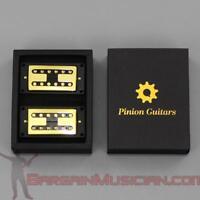 Pinion Guitars - HC2-GD - Premium Ceramic Humbucker Electric Guitar Pickup Set