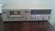 Technics RS-M215 Cassette Tape Component Recorder Player AS IS