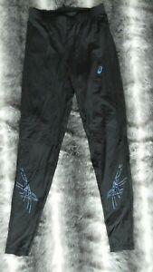 Women's Asics leggings. Running Gym, Size small, size S, 8-10. Black Motiondry