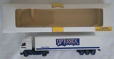 LLEDO PROMOVERS VOLVO FH12 ARTICULATED TRUCK & TRAILER  WESSEX DAIRIES BOXED