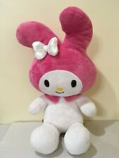 "Hello Kitty Sanrio My Melody Build a-Bear 19"" Plush Stuffed Animal Toy"