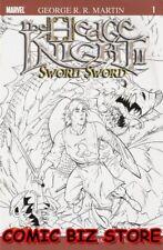 HEDGE KNIGHT II SWORN SWORD #1 (2007) 1ST PRINTING BAGGED & BOARDED MARVEL