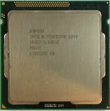 Intel Pentium G840 DUAL CORE 2.80 GHz Socket LGA 1155 CPU SR05P NO Cooler
