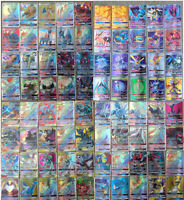NEW 120pcs  40 TAG TEAM+80GX Ultra Beast TCG Pokemon Cards kids Gifts collection