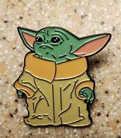 Star Wars The Mandalorian THE CHILD BABY YODA ENAMEL PIN NEW Trading Pin collect