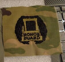 ARMY PATCH, GUARD,TOMB OF THE UNKNOWNS. MULTI-CAM,SCORPION, W/VELCR