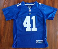 Rodgers Cromartie #41 New York Giants Nfl Jersey Youth Size Medium Pro Line