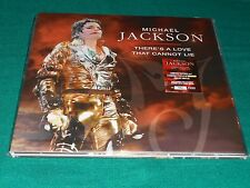 Michael Jackson – There's A Love That Cannot Lie  3 lp