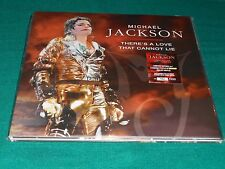 Michael Jackson ‎– There's A Love That Cannot Lie  3 lp