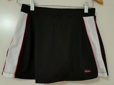 New With Tags Sfida Skirt Anthea Size 8 Black White Salmon shorts underneat