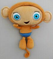 """Fisher Price CBeebies 13"""" Talking Musical WAYBULOO YOJOJO Soft Plush Toy"""