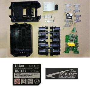 For MAKITA 18V BL1830 3.0Ah 5.0Ah Li-ion Battery Case Charging PCB Circuit Board
