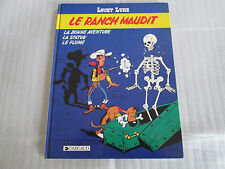 LUCKY LUKE  Le ranch maudit  EO 1986