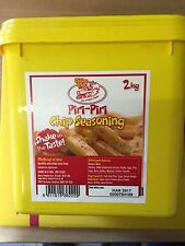 2kg Chip Sprinkle Peri-Peri Salt 70g Piri-Piri Chips Seasoning Marinade Bucket