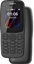 Nokia 106 (2018) TA-1190 Dual-Band (850/1900) Factory GSM Unlocked feature Phone