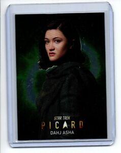 Rittenhouse Rewards Star Trek Picard Dahj Asha Card CP10