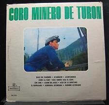 Coro Minero de Turon LP Mint- HM 1204 Montilla Stereo Vinyl Record