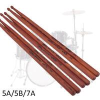 1 Pair Drum Sticks Wooden Classic Vic Firth Drumsticks