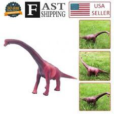 10'' Brachiosaurus Dinosaurs Toy Figure Model simulation Christmas Gift for boy