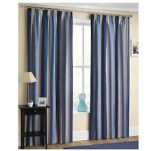Tyrone Enhanced Living Blackout Thermal Curtain Panels NAVY 137cm L x 229cm W