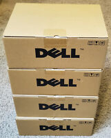 Lot of (4x) New Sealed Genuine Dell YTVTC Black Toner Cartridge 2355DN 10K Page