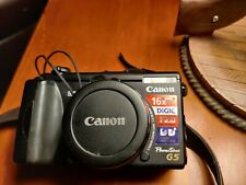 Canon Power Shot G5 Digital Camera 5.0 Megapixels, Digital Cameras, Photography