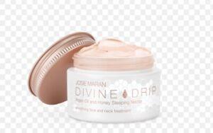 Josie Maran Divine Drip Argan Oil And Honey Sleeping Nectar PURE HONEY New $55