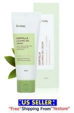 Korea iUNIK Centella Calming Gel Cream 60mL Brightening Wrinkle Care Tea Tree