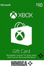 Xbox Live Gift Card 10 USD - $10 US Dollars USA Microsoft One 360 Guthabn Code*